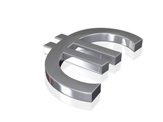Euro 3D Concept Silver Reflection