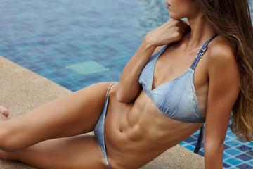 Body in tan
