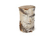 Isolated photo of birch stump - 71717310
