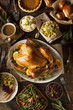 Whole Homemade Thanksgiving Turkey - 71717793