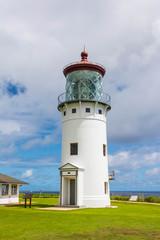 The Lighthouse of Kilauea, Kauai, Hawaii