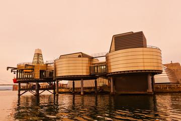 Oil Industry Museum in Stavanger - Norway