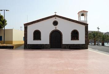 Église Notre-Dame de Fátima à La Lajita à Pájara à Fuertev