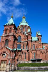 Uspenski-Kathedrale Helsinki