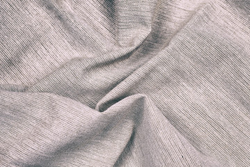 Fabric napkin texture