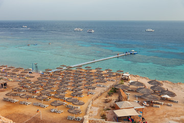 Red Sea coast in Egypt, Sharm el sheikh