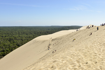 dune du Pilat, La Teste-de-Buch, Gironde