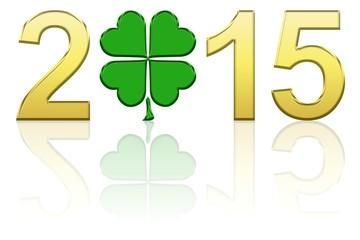 2015 année de chance
