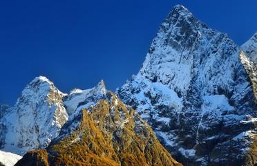 Caucasus summits