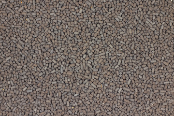 industrial catalyst pellets abstract background