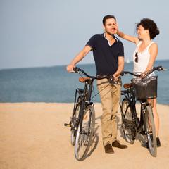 Romantischer Urlaub am Meer