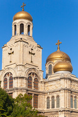 Main Orthodox Cathedral. Varna, Bulgaria