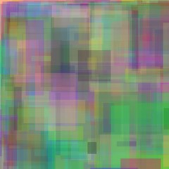 Background of colored rectangles