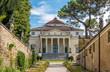 "Leinwanddruck Bild - Villa Capra ""La Rotonda"""