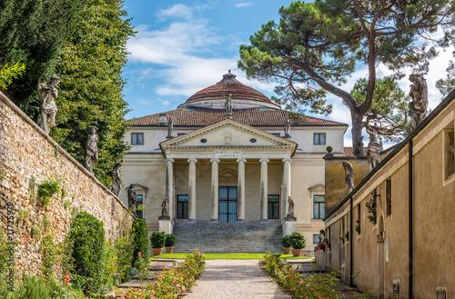 "Leinwanddruck Bild Villa Capra ""La Rotonda"""