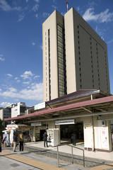 JR飯田橋駅