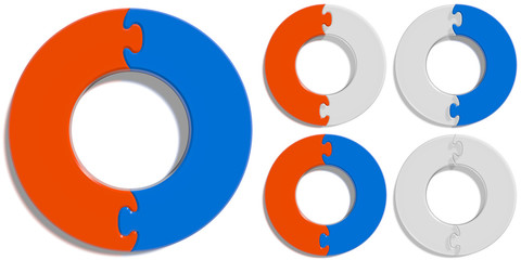 Circle Puzzle 02