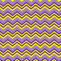 Bright chevron pattern