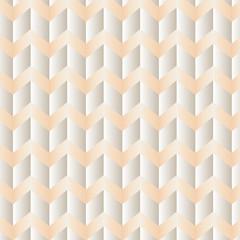 Repeating chevron pattern
