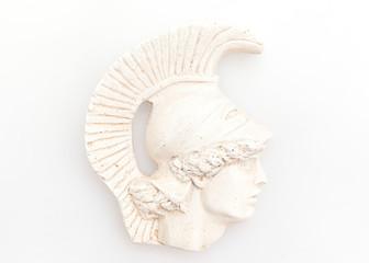 Head of Achilles sculpture