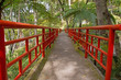 canvas print picture - Monte Palace Tropical Garden
