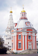 Churches in Trinity Sergius Lavra