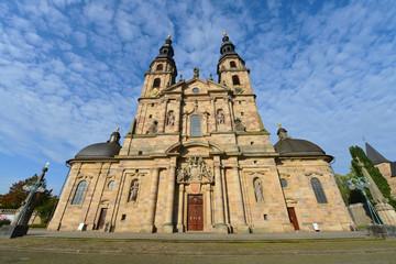Dom St. Salvator zu Fulda, Kirche, Religion, Bistum, Kloster