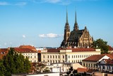 St, Peter and Paul cathedral in Brno
