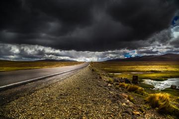 Pérou réserve de Salinas