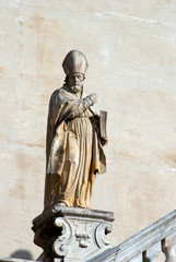 St. Gregory statue