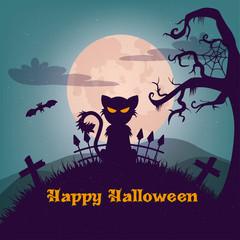 halloween carte invitation
