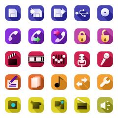 icons set.
