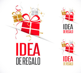 Idea de regalo