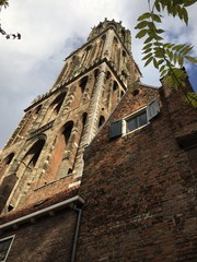 the Dom, church in Utrecht