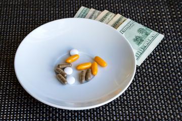Price of medicines