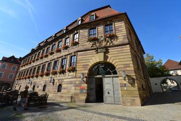 Neues Rathaus Bad Kissingen, Heussleinscher Hof, Bayern