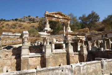 EPHESUS, Turkey, Europe