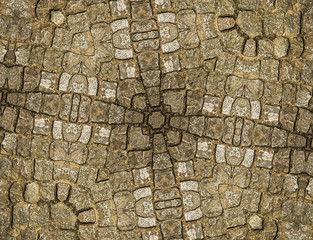 Stone Ornament Pattern