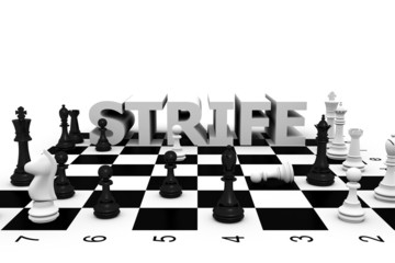 chess strife
