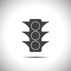 semaphore vector icon