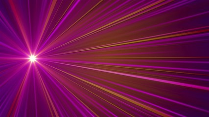 abstract loop motion background, light flash