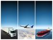 Logistics Banner 2 - 71740583