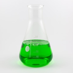 sample of highly toxic chemical to be used with great caution
