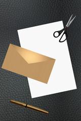 Business  -  Correspondance