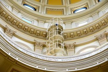 Ladder in Rotunda