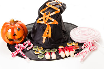 caramelle gommose per halloween