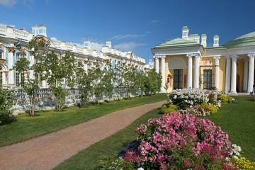 Cold Bath in Tsarskoye Selo (Pushkin), Saint-Petersburg