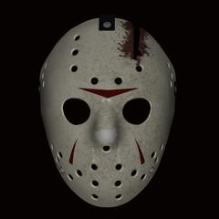 Killer mask.