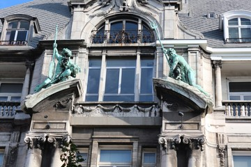 """Hansa"" house (Antwerp)"