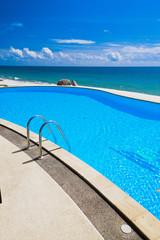 Blue Luxury Paradise Pool